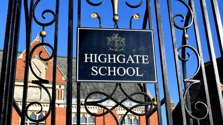 """Highgate students have called for an end to male violence """"once and for all"""""""