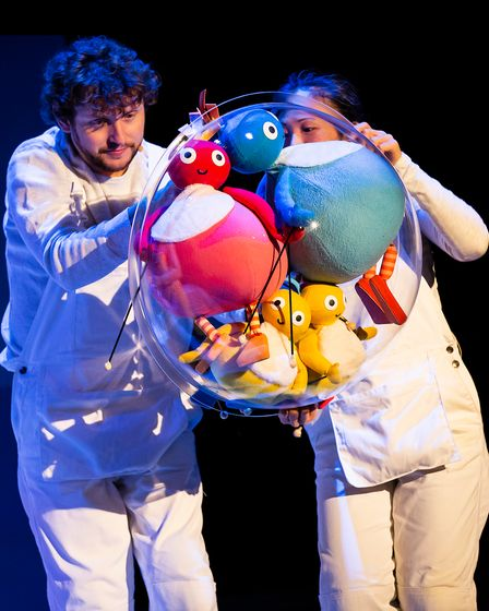 Twirlywoos Live! can be seen at Hertford Theatre at socially distanced shows on June 4 and June 5.