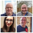 Your Peartree ward candidates