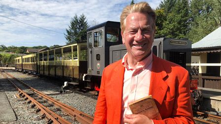 This week's series 12 of Great British Railway Journeys brings Michael Portillo to Hertfordshire.