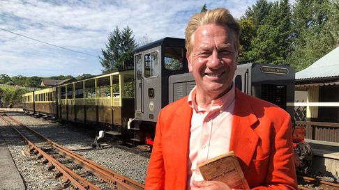 Michael Portillo's Bradshaw travels in series 12 of Great British Railway Journeys take him to Cambridge