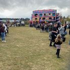 Families faced hour-long queues for rides at the Funderworld attraction at Norfolk Showground.
