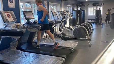 Gyms have been operating but indoor classes will be allowed to go ahead after May 17.