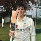 Sam Williams scored 57 as Cleeve came up short against Almondsbury