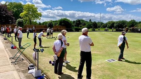 Ramsey Bowls Club is our Club of the Week.