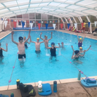 Stingrays delighted to be back in the pool