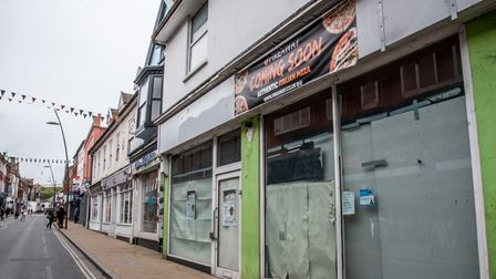 Fireaway, a new pizza restaurant is preparing to open in Upper Brook Street, Ipswich. Picture: Sara