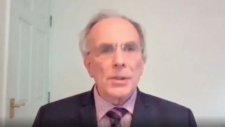 Peter Bone criticises Boris Johnson's team for allowing him to break ministerial code over the lockd