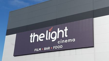 The Light Cinema in Wisbech