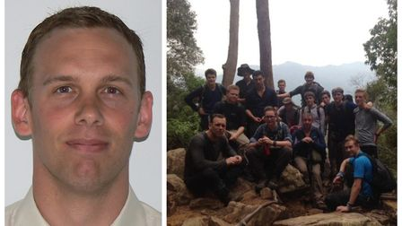 Rob Thorp has taken Hitchin Boys' students all over the world, including South Africa, Malaysia, Costa Rica and Malawi