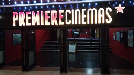 Premiere Cinemas in Liberty Shopping Centre will be reopening May 17