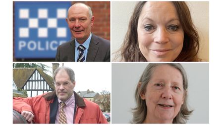 The candidates for the 2021 elections for the Cambridgeshire and Peterborough Police and Crime Commissioner (PCC).