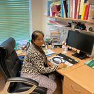 Dr Pushpa Kedia is retiring from Colney Medical Centre.