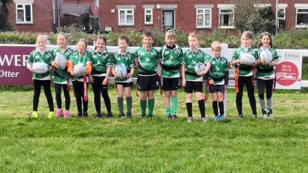 Sidmouth Rugby Club Under-8s