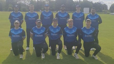St Ives & Warboys Cricket Club team photo