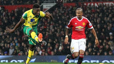 Alex Tettey seals a famous Norwich City at Manchester United