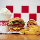 Five Guys boasts 250,000 possible combinations to order your burger, as well as more than 1,000 poss