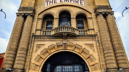 The Empire Great Yarmouth seafront