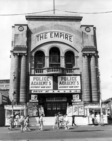 The Empire Cinema in Great Yarmouth. Photo: Archant Library