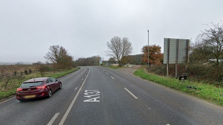 The A137 on Bourne Hill is a 60mph zone, but councillors are pushing to make the limit 40mph