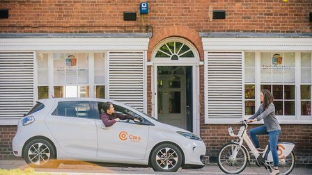 There's been asurge of interest in sharedelectric cars and bikes