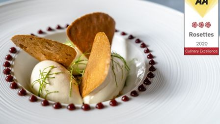 Dine at the award-winning restaurant at the Pheasant Hotel in North Yorkshire