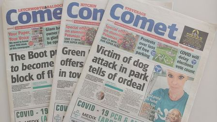 The Comet is celebrating its 50th anniversary this month