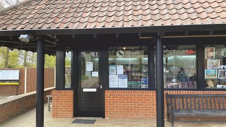 The Broads Authority has opened a new visitor centre in Ranworth village.