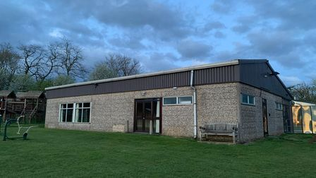 The village hall where Great and Little Chishill Parish Council holds their meetings