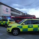 A 21-man was stabbed to death at Brent Cross Shopping Centre