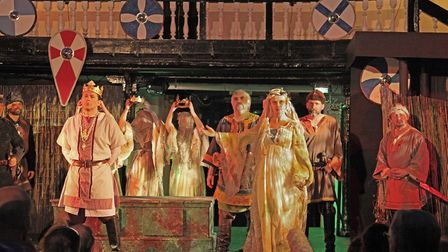 Shakespeare at The George will return this summer with a reduced, but exciting performance.