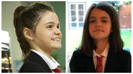 Marriotts School Year 7 pupil Julia Blackham sadly passed away after becoming unwell at school on Thursday, April 29