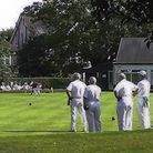 St Albans Bowling Club in Clarence Park.