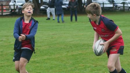 Wisbech Rugby Club juniors