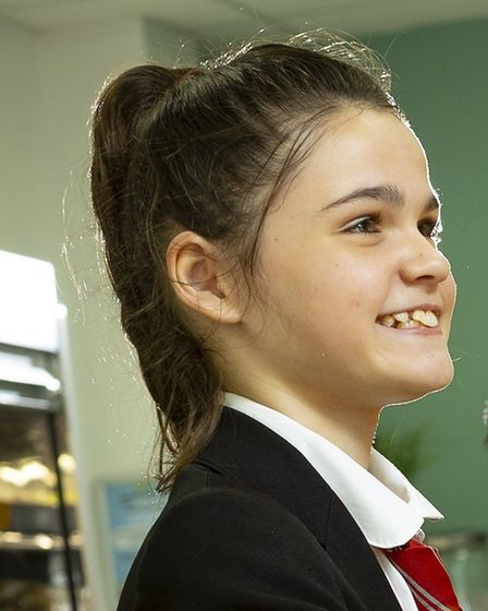 """A Marriotts School spokesperson said:""""Julia was a happy and vibrant member of our school community."""""""