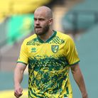 Teemu Pukki of Norwich during the Sky Bet Championship match at Carrow Road, NorwichPicture by Pau