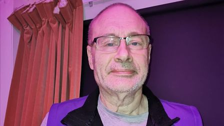 RAF veteran Colin Allison from Norwich had treatment for a brain tumour delayed as a result of Covi