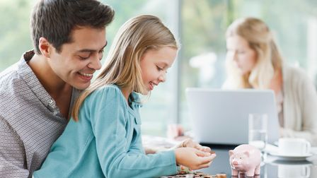 Saving for the future and your family with Naomi Hayes Financial Planning in Hatfield