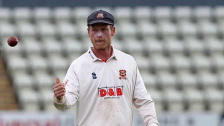 Essex skipper Tom Westley during Worcestershire CCC vs Essex CCC, LV Insurance County Championship G