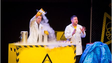 Fun for all the family with Brainiac Live, at Tatton Park Pop-Up Festival this summer