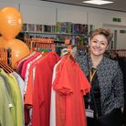 Saint Francis Hospice director of retail and trading Michelle Nicholls
