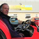 Director of Wisbech firm Tiger Racing writes autobiography