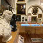 The Oliver Cromwell Museum in Huntingdon has hidden treasures.