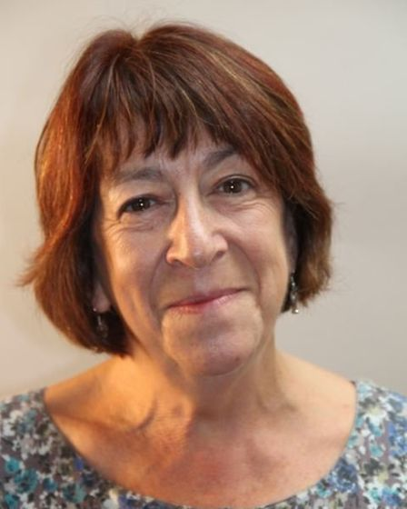 Cllr Judi Billing, leader of Hertfordshire County Council's Labour group