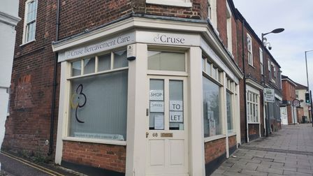 The Norwich and Central Norfolk Cruse Bereavement branch