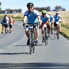 The Herts Health Ride is taking place this summer to raise money for local hospitals