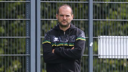 Norwich City Sporting Director Stuart Webber during the Pre-season friendly match at Hotel-Residence