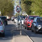 A big increase in traffic in Norwich. Pictured is Hall Road from the Tuckswood roundabout. Picture: