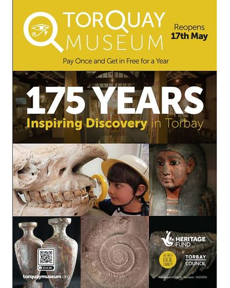 Torquay Museum reopens on May 17