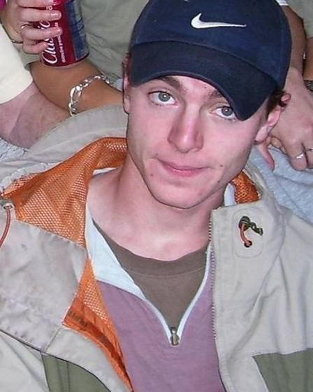 Luke Durbin, of Hollesley, who has been missing for seven years.